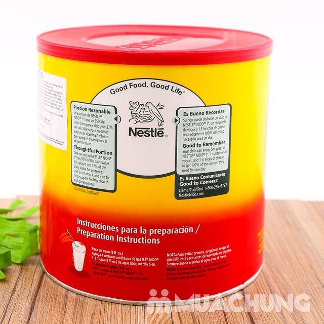 Sữa bột Nestle Nido Kinder 2.2kg cho trẻ > 1 tuổi - 3