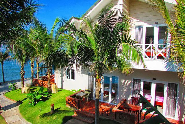 Paradise Resort Mũi Né 3 * - Giá ưu đãi mùa hè + kèm ăn sáng cho 2 khách - 1