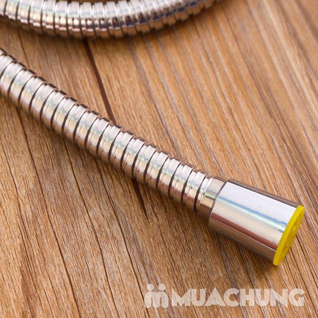 Vòi sen tăng áp lực nước loại to kèm dây - 1