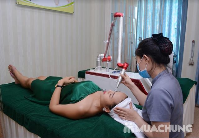 Hút chì thải độc tố cho da tại Lê Nguyễn Spa - 12