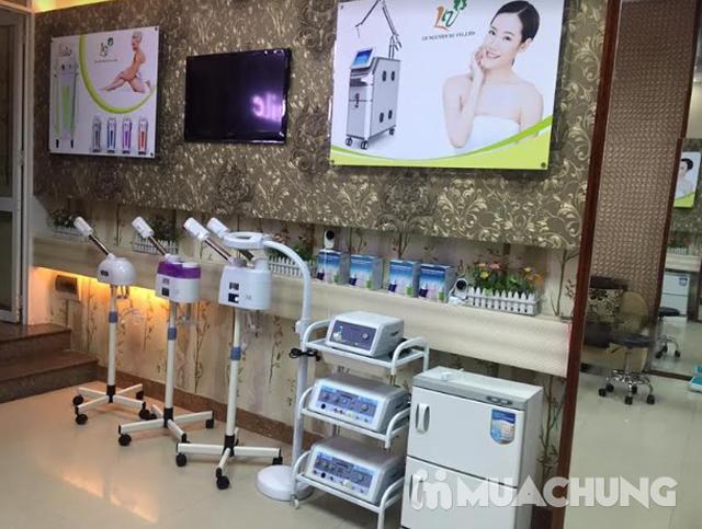 Tắm trắng toàn thân với ánh sáng sinh học Lê Nguyễn Spa - 2
