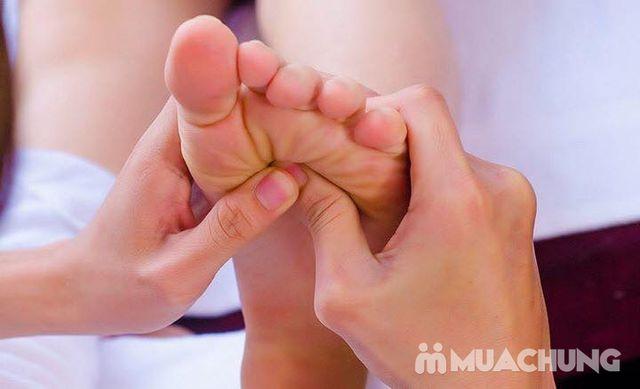 Massage body tinh dầu thư giãn  tại Spa Avalon - 4
