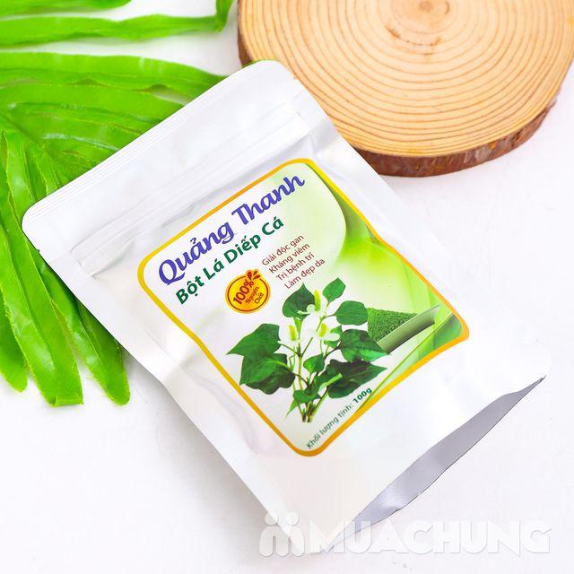 Bột diếp cá Quảng Thanh 100% nguyên chất (100g) - 2