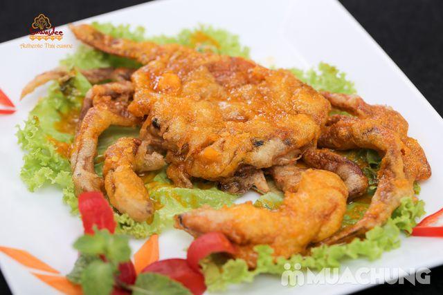 Voucher giảm giá toàn menu - Nhà hàng SAWASDEE - 15