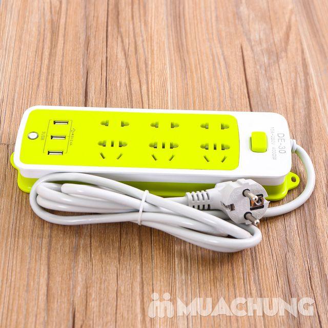 Ổ điện đa năng có đầu cắm USB - BH 3 tháng - 14