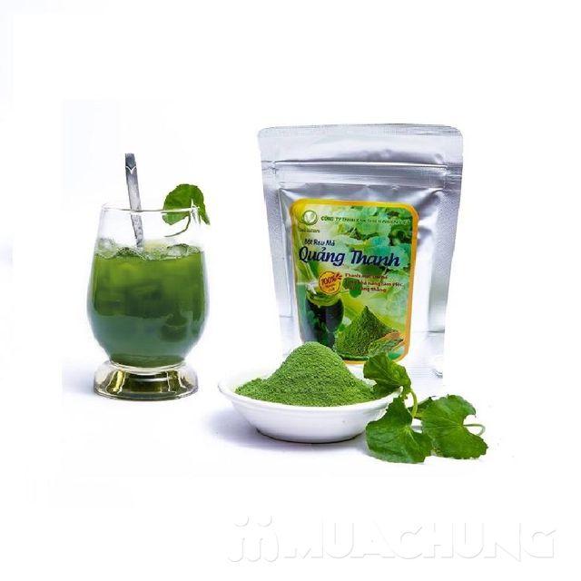 Bột Rau má Quảng Thanh 100% nguyên chất gói 100g - 5