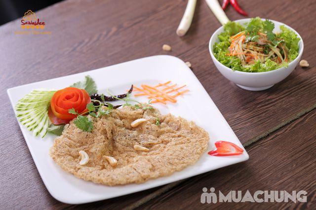 Voucher giảm giá toàn menu - Nhà hàng SAWASDEE - 14