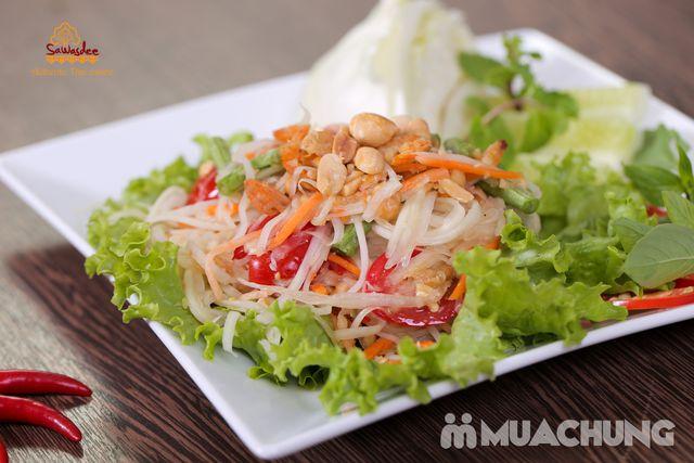 Voucher giảm giá toàn menu - Nhà hàng SAWASDEE - 22