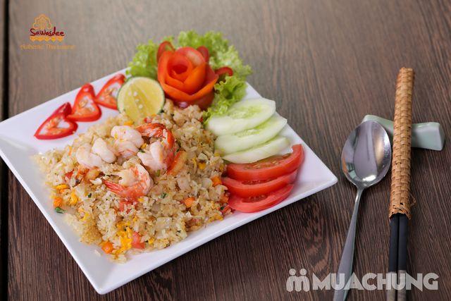 Voucher giảm giá toàn menu - Nhà hàng SAWASDEE - 23