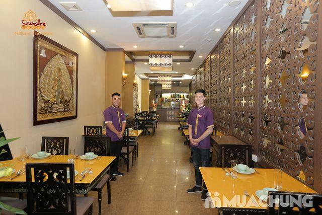Voucher giảm giá toàn menu - Nhà hàng SAWASDEE - 5