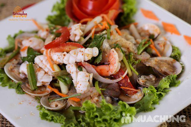 Voucher giảm giá toàn menu - Nhà hàng SAWASDEE - 12