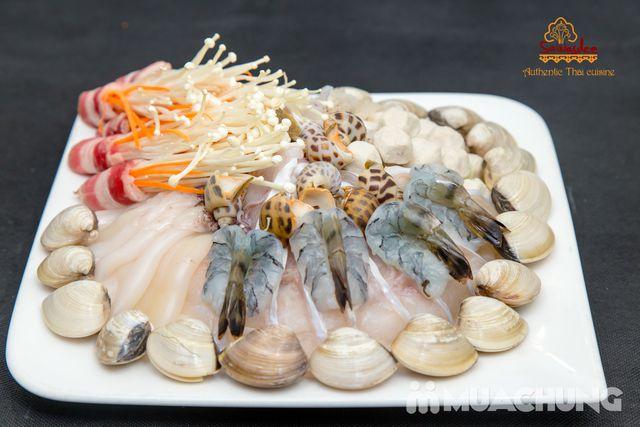 Voucher giảm giá toàn menu - Nhà hàng SAWASDEE - 34