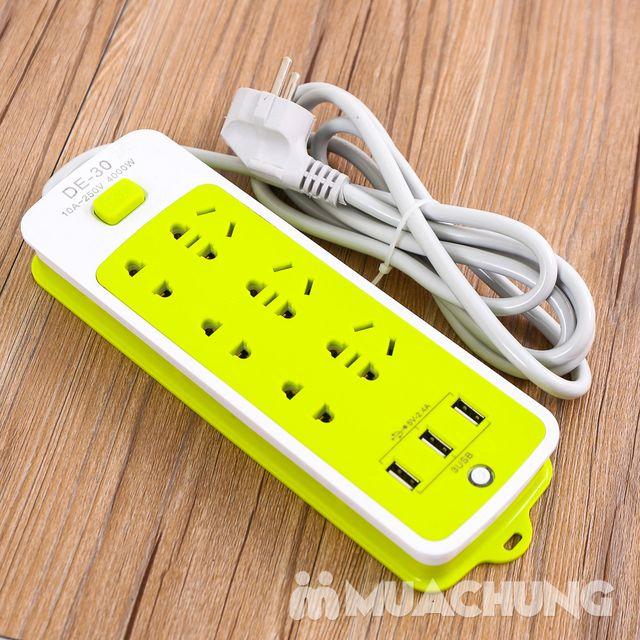 Ổ điện đa năng có đầu cắm USB - BH 3 tháng - 8