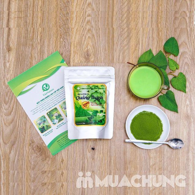 Bột diếp cá Quảng Thanh 100% nguyên chất (100g) - 3