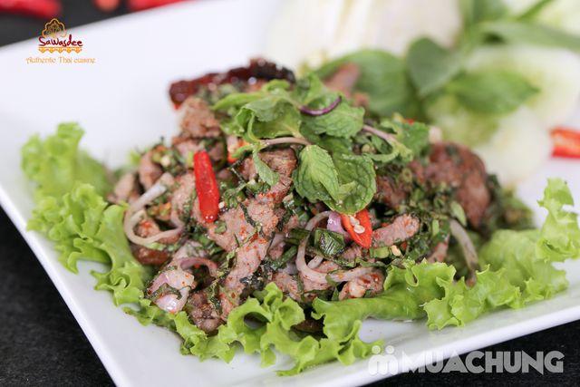 Voucher giảm giá toàn menu - Nhà hàng SAWASDEE - 27