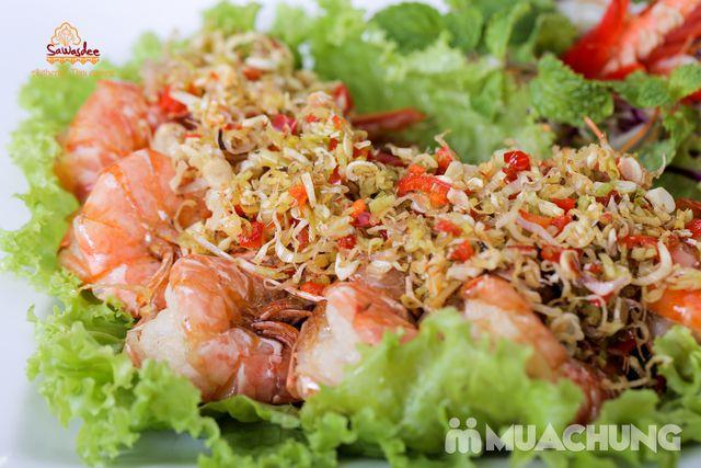 Voucher giảm giá toàn menu - Nhà hàng SAWASDEE - 13