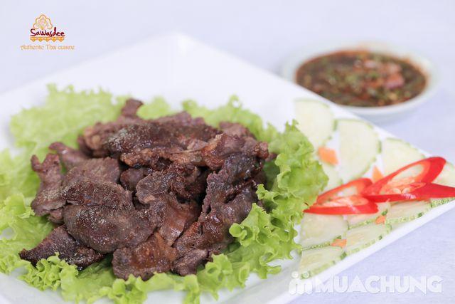 Voucher giảm giá toàn menu - Nhà hàng SAWASDEE - 28