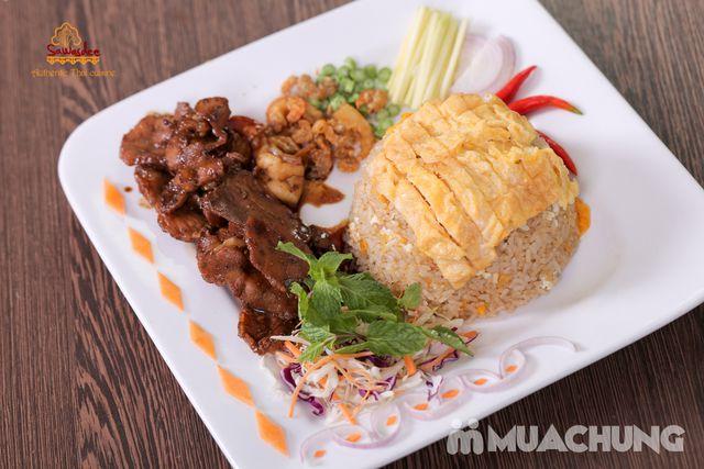 Voucher giảm giá toàn menu - Nhà hàng SAWASDEE - 25