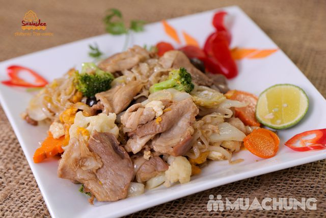 Voucher giảm giá toàn menu - Nhà hàng SAWASDEE - 24