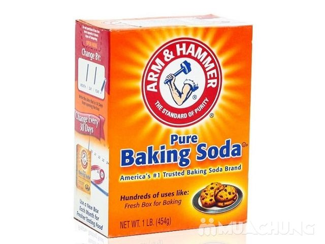 2 hộp bột banking soda - 2