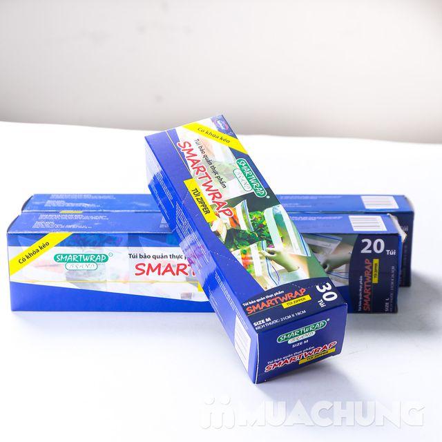 Combo 3 hộp túi zip đựng thực phẩm (3 kích thước) - 9