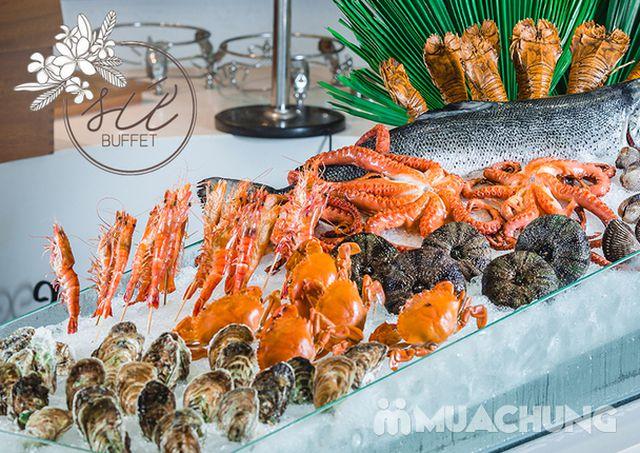 Đẳng cấp Buffet tối hải sản Á, Âu tại Buffet Sứ - 3