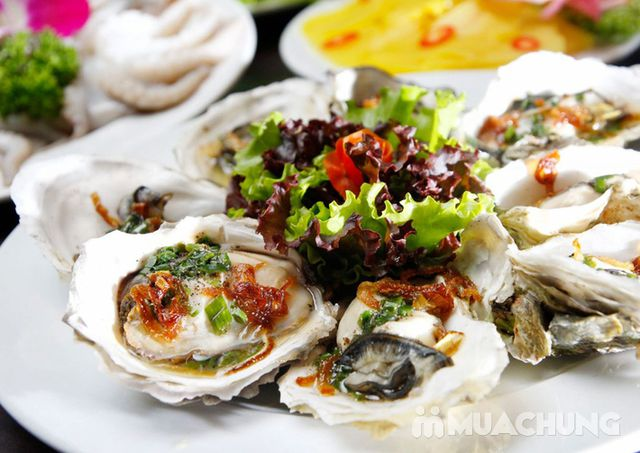 Đẳng cấp buffet tối hải sản Á, Âu tại Sứ Buffet  - 5