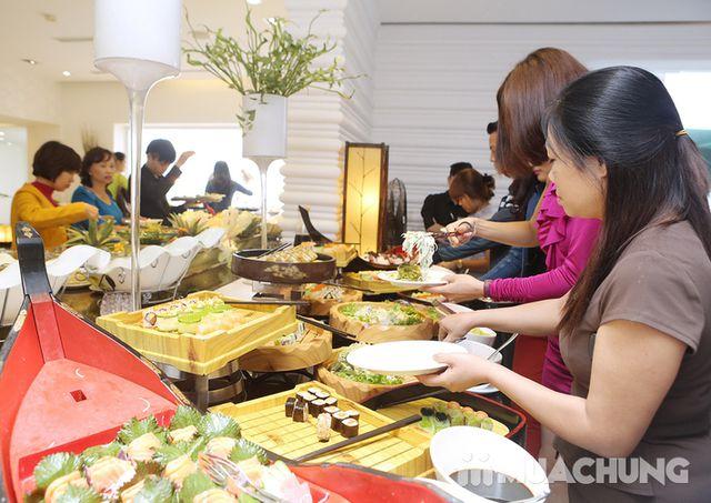 Đẳng cấp buffet tối hải sản Á, Âu tại Sứ Buffet  - 21