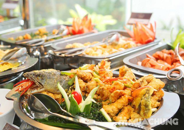 Đẳng cấp buffet tối hải sản Á, Âu tại Sứ Buffet  - 6