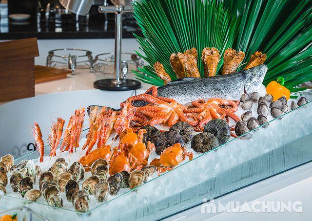 Đẳng cấp buffet trưa hải sản Á, Âu tại Sứ Buffet - 7