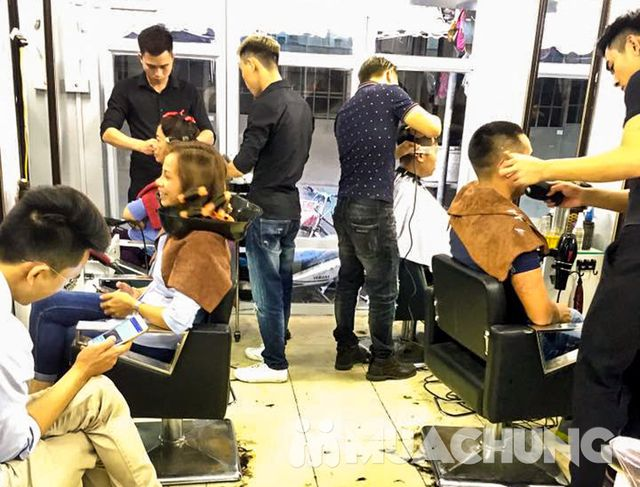 Voucher giảm giá mọi dịch vụ - Tiệm làm tóc G.O.D - 8