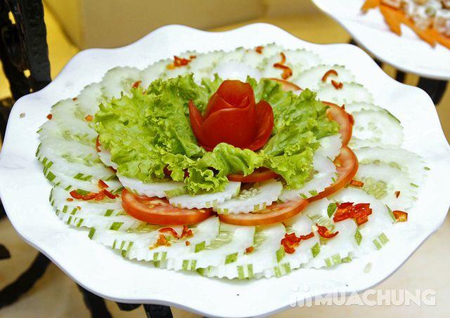 Đẳng cấp buffet tối hải sản Á, Âu tại Sứ Buffet  - 2