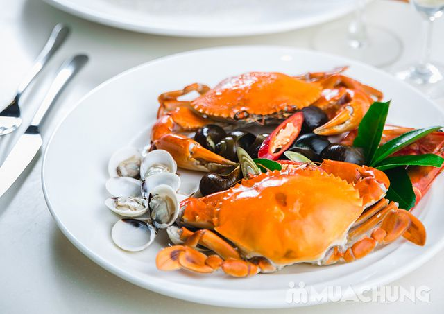 Đẳng cấp buffet tối hải sản Á, Âu tại Sứ Buffet  - 1
