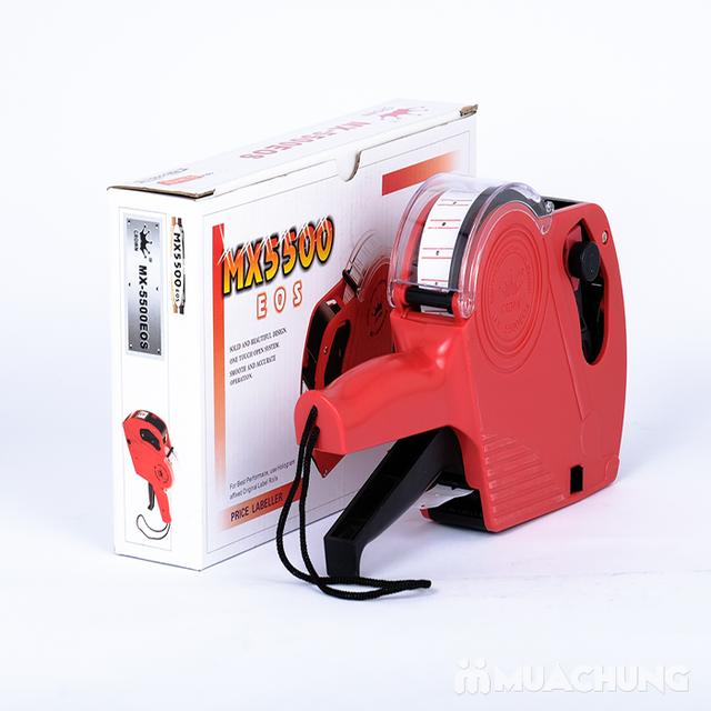 Máy bấm giá Motex MX5500 EOS - 8