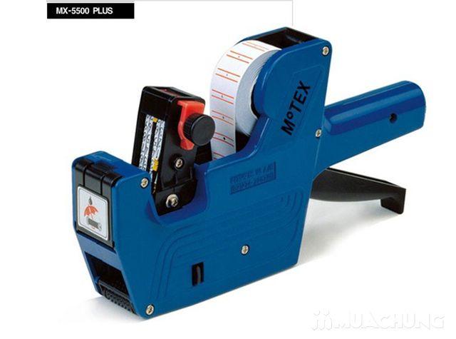 Máy bấm giá Motex MX5500 EOS - 5
