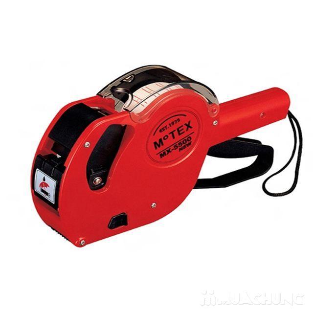 Máy bấm giá Motex MX5500 EOS - 6