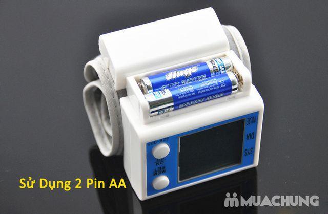 Máy đo huyết áp cổ tay JZK - 001 - 1