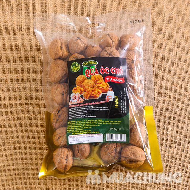 2 gói óc chó sấy tự nhiên Thảo Nguyên (450g/túi) - 9
