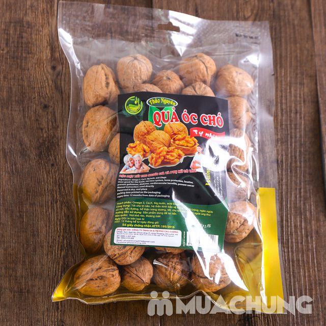 2 gói óc chó sấy tự nhiên Thảo Nguyên (450g/túi) - 18