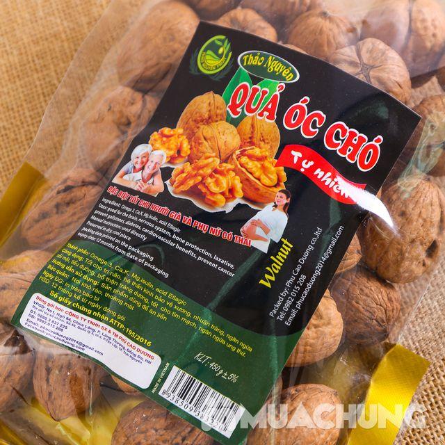 2 gói óc chó sấy tự nhiên Thảo Nguyên (450g/túi) - 19