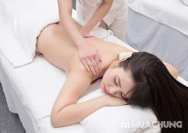 Tẩy da chết & Massage body tinh chất thiên nhiên Minh Tuệ Spa - 13