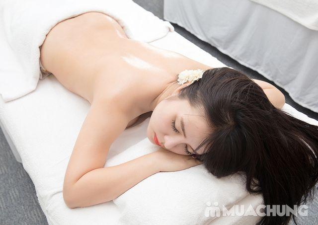 Tẩy da chết & Massage body tinh chất thiên nhiên Minh Tuệ Spa - 10