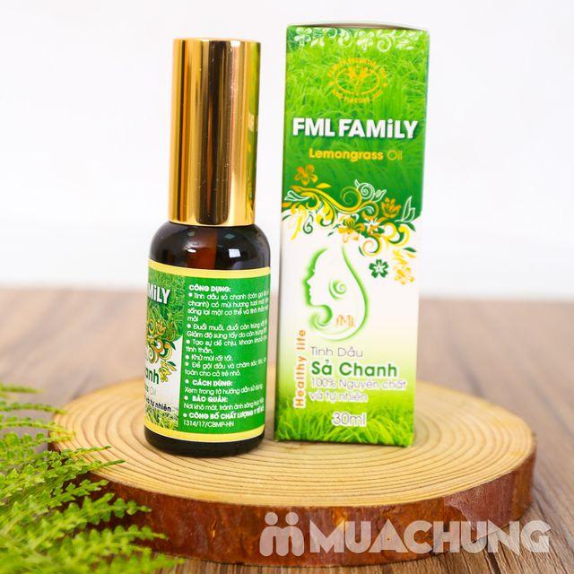 Tinh dầu xả chanh chống muỗi family - 6