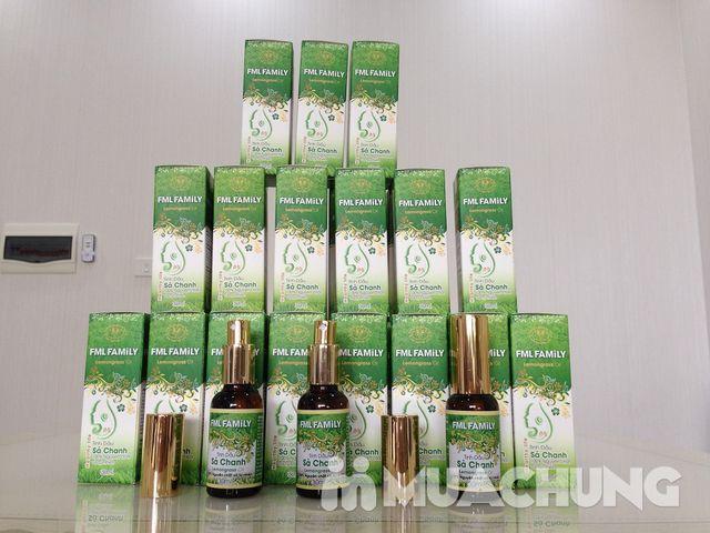 Tinh dầu sả chanh chống muỗi - 100% nguyên chất - 6