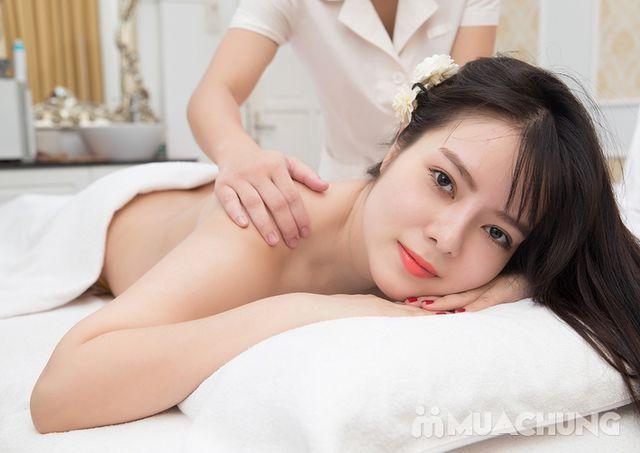 Tẩy da chết & Massage body tinh chất thiên nhiên Minh Tuệ Spa - 9