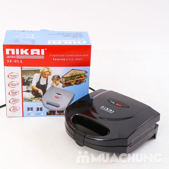Máy nướng bánh Nikai thế hệ mới - Model SF01 - 8