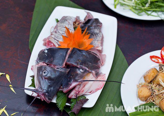 Chả cá Lăng 5 món ngon chuẩn vị NH Chèo Cuisine - 14