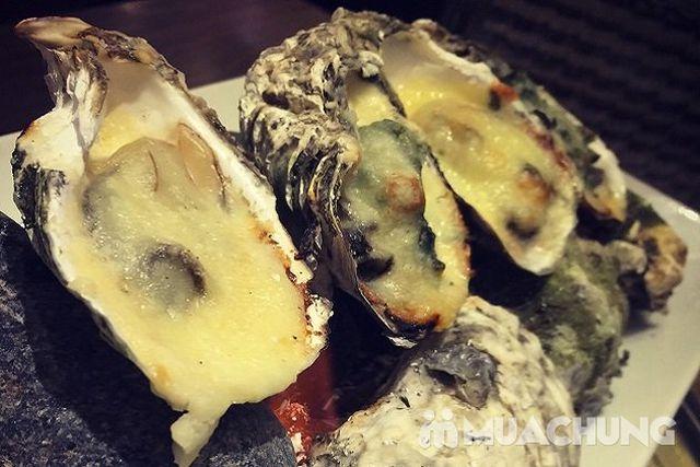 Set ăn hải sản phong cách Âu + đồ uống đẳng cấp 4* Nhà hàng Authentic Panorama  - 12