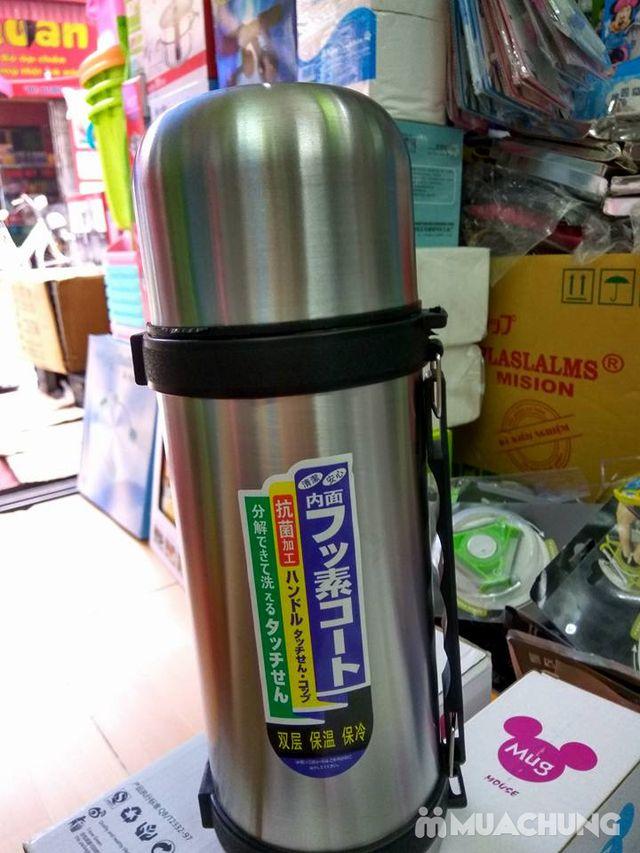 Bình giữ nhiệt 1.2L tiện dụng cho mùa lạnh - 1