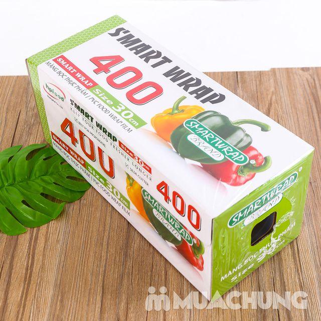 Màng bọc thực phẩm Smart Wrap 30cm x 300m - 7